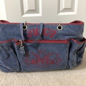 Juicy Couture Baby Diaper Bag